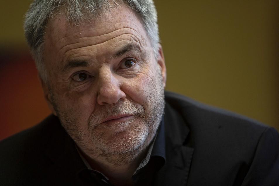 Uwe Rumberg, Oberbürgermeister von Freital, ist nicht mehr Mitglied der CDU.