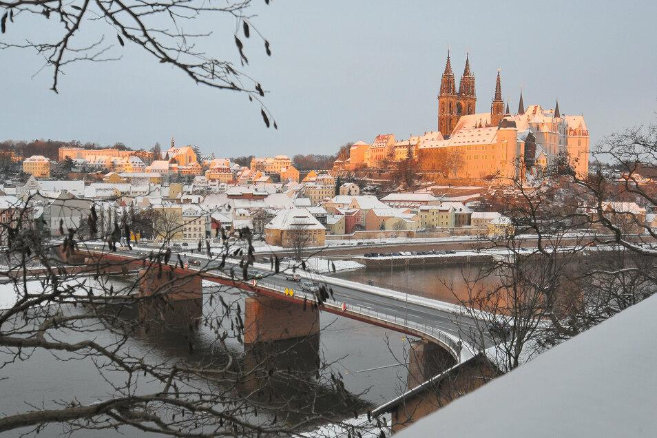 Noch liegt kein Schnee in der Region, doch die Stadtverwaltung zeigt sich vorbereitet.