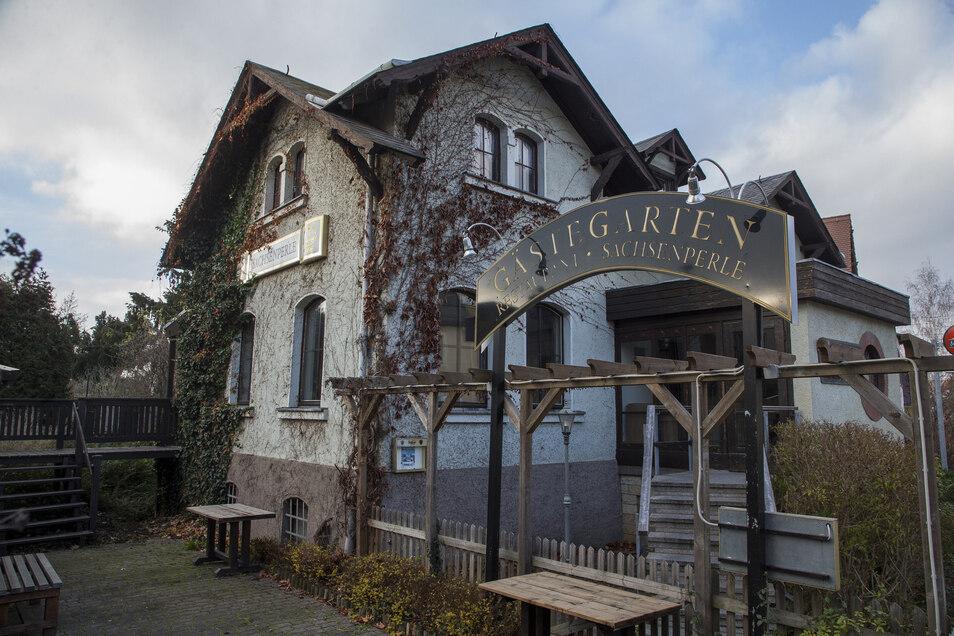 Aus dem Gasthaus Sachsenperle in Wilsdruff wurde im vergangenen Jahr ein Jugendklub.