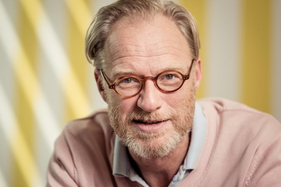 Uwe Vetterick ist seit dem Jahr 2007 Chefredakteur der SZ.