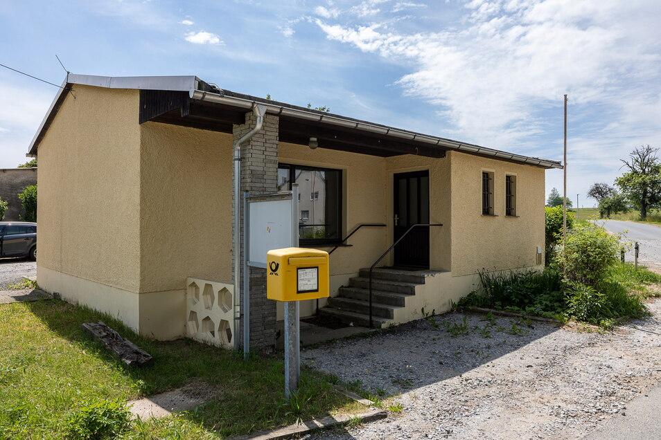 Das Dorfgemeinschaftshaus in Zeschnig sowie die Außenfläche samt Buswendeschleife sollen neu gestaltet werden.