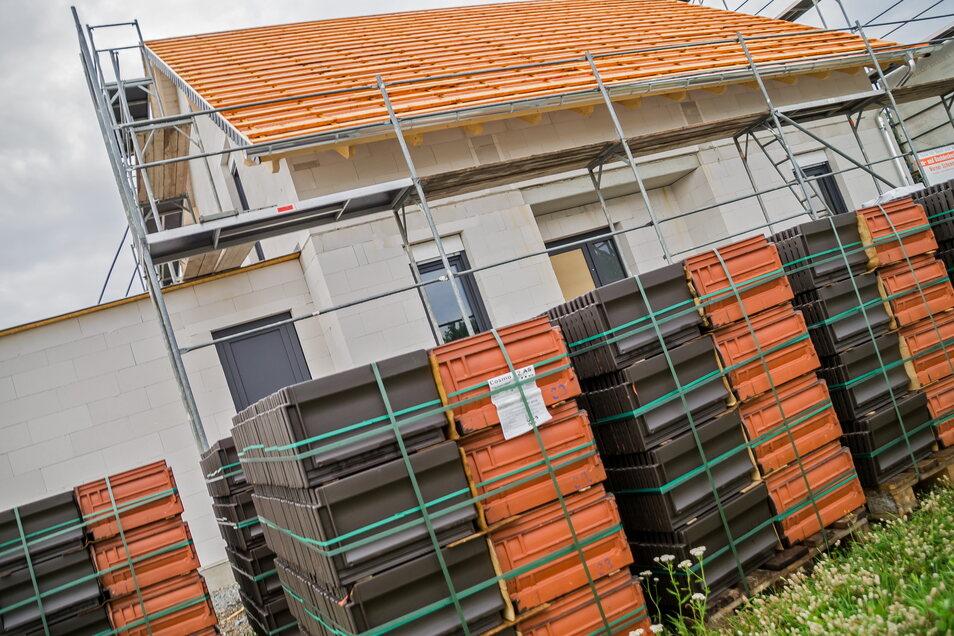 Egal ob Neubau oder Bestand: Wohneigentum ist teuer – aber in Riesa günstiger als anderswo.