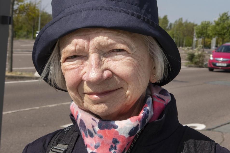 Elisabeth Palente (80), Riesa