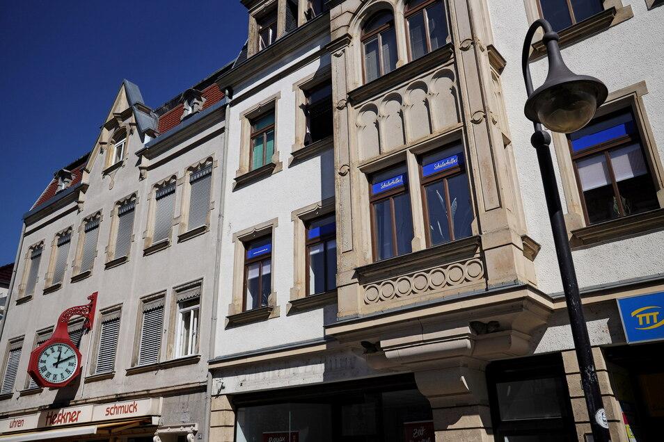 Die Schülerhilfe ist nun im ersten Stock der Hauptstraße 56 in Riesa zu finden – über dem früheren SZ-Treffpunkt.
