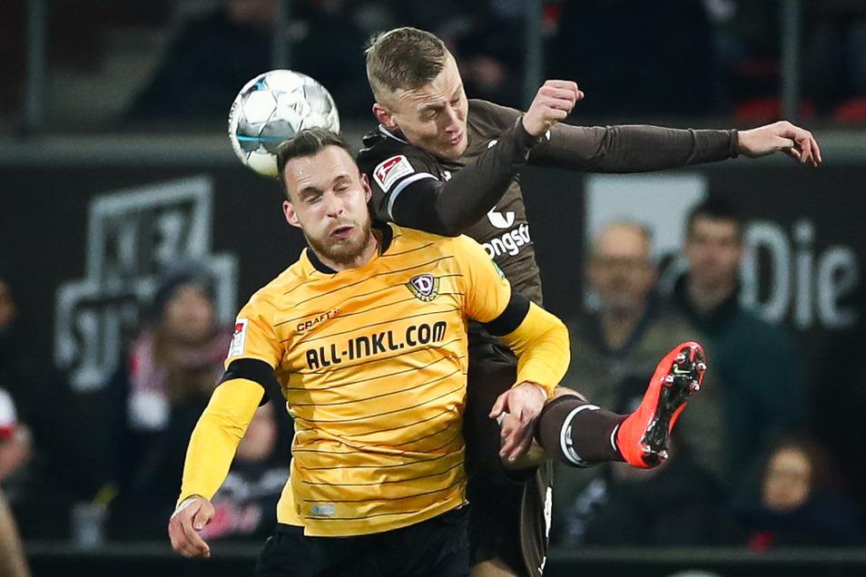 Umkämpft war das Unentschieden, und auch ein bisschen glücklich für Dynamo.