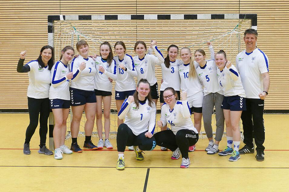 Mit nur einer Niederlage und einem Remis erspielten sich die 14- bis 15-Jährigen Nachwuchshoffnungen des VfL Meißen einen klaren Sieg in der Sachsenliga.