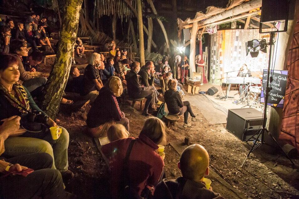 Auf 20 Bühnen findet das diesjähriger Folklorum statt.