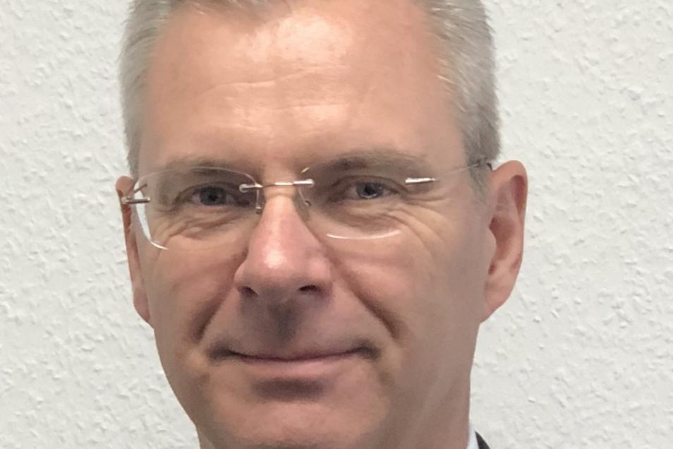 Michael Esther (53) ist seit diesem Jahr Geschäftsführer bei Sysmex Partec in Görlitz. Foto: privat
