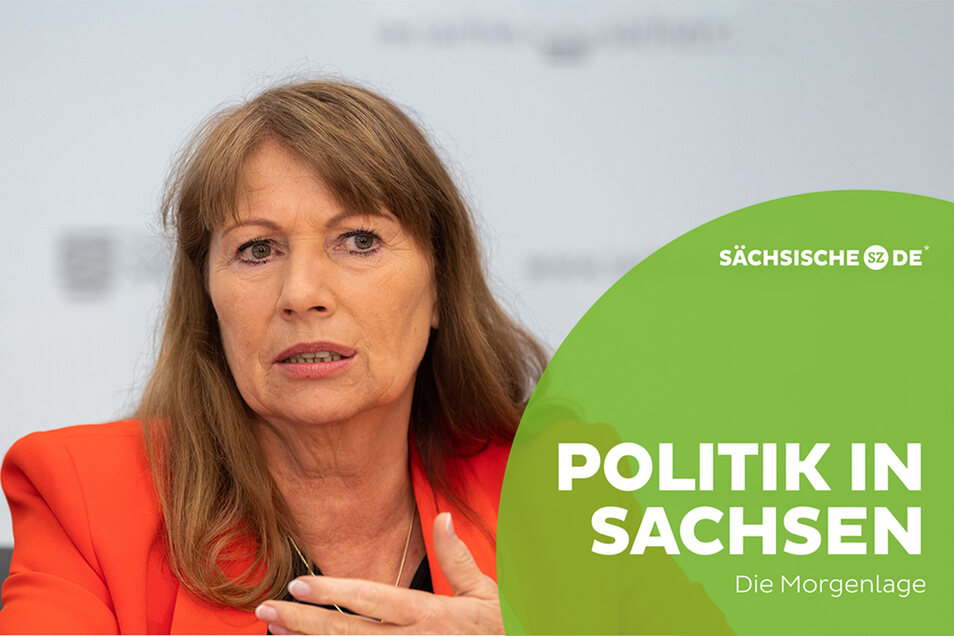 Gesundheitsministerin Petra Köpping