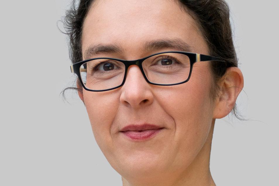Claudia Maicher (41) ist Vorsitzende des Kulturausschusses im Sächsischen Landtag. Dessen Mitglied ist sie seit 2014 als Abgeordnete von Bündnis 90/ Die Grünen.