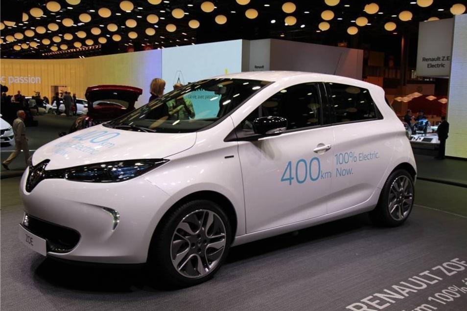 Auf Rang 2 folgt Renault. Die Franzosen können 35 Zulassungen von E-Autos in Dresden vorweisen und haben mehrere elektrisch betriebene Fahrzeuge im Portfolio, wie etwa den ZOE.