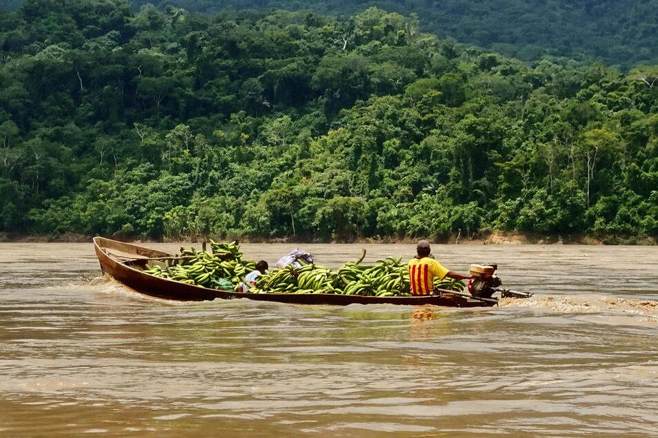 So werden Lebensmittel und andere Waren transportiert.
