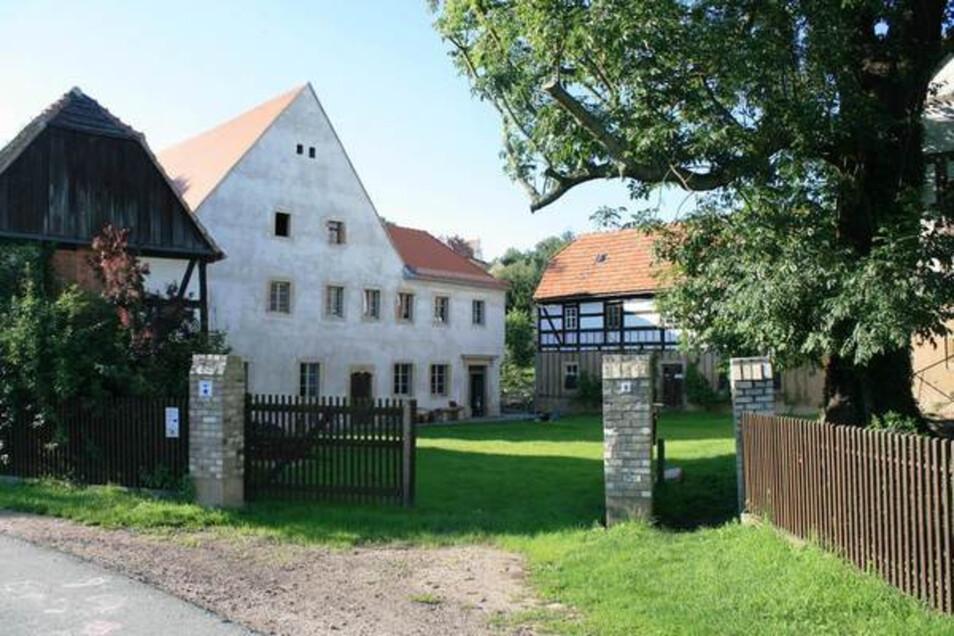 Die Schloßmühle Schieritz versorgte einst das Schloss mit Strom. Eigentümer Peter Strohmer zeigt das wieder funktionierende Wasserrad, es gibt stündliche Führungen, Hüpfburg und Oldtimer.