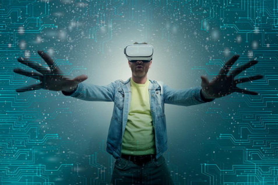 Virtual Reality ist nur eine Seite der neuen Datenwelt. Künstliche Intelligenz eine andere, die für die Wirtschaft noch wichtiger ist.