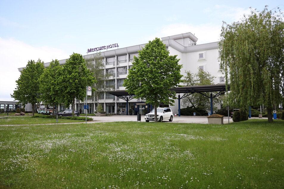 Das Riesaer Hotel Mercure ist nach etlichen Monaten nun auch für Touristen wieder buchbar.