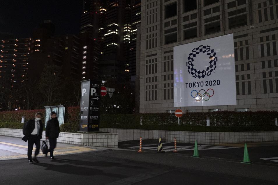 Auch wenn die Olympischen Spiele von Tokio nun erst 2021 stattfinden sollen, ihren alten Namen sollen sie behalten.
