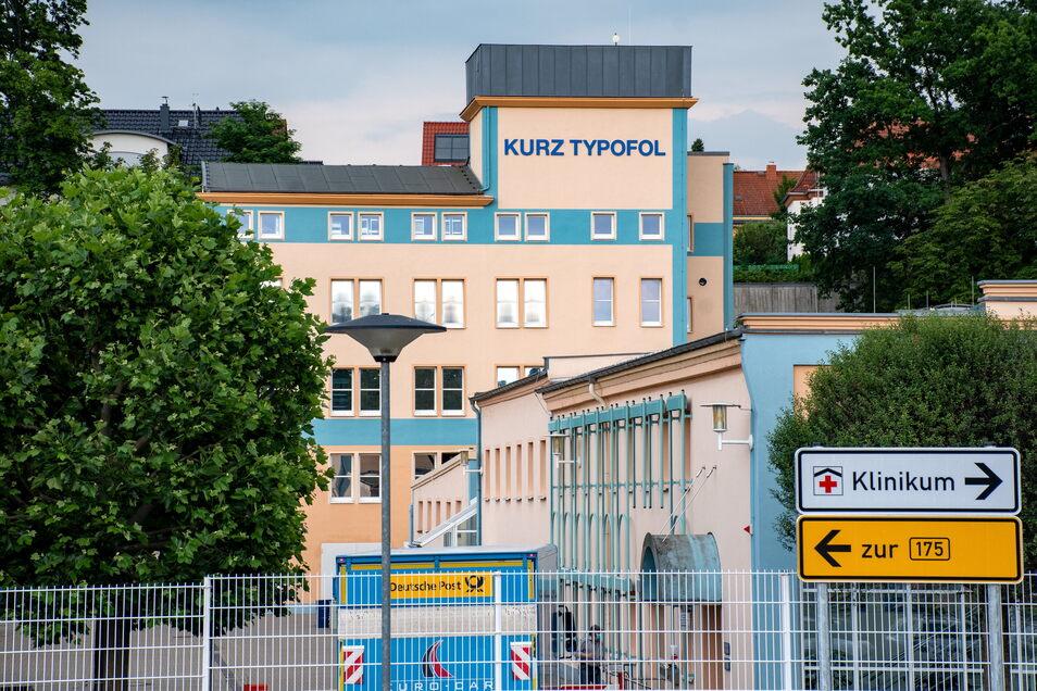 Die Firma Kurz Typofol in Döbeln existiert seit 30 Jahren. Nun gibt es neue Geschäftsführer.