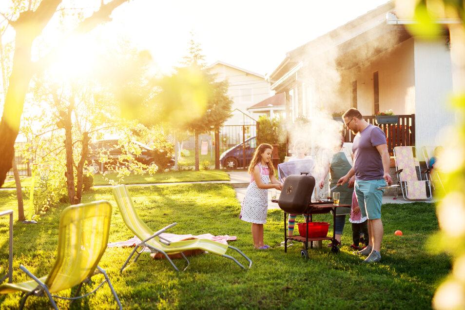 Perfekter Rasen, Grill, Pool und eine schöne Terrasse: All das wird zur Realität - mit der Hilfe von LandMAXX in Ihrer Nähe.