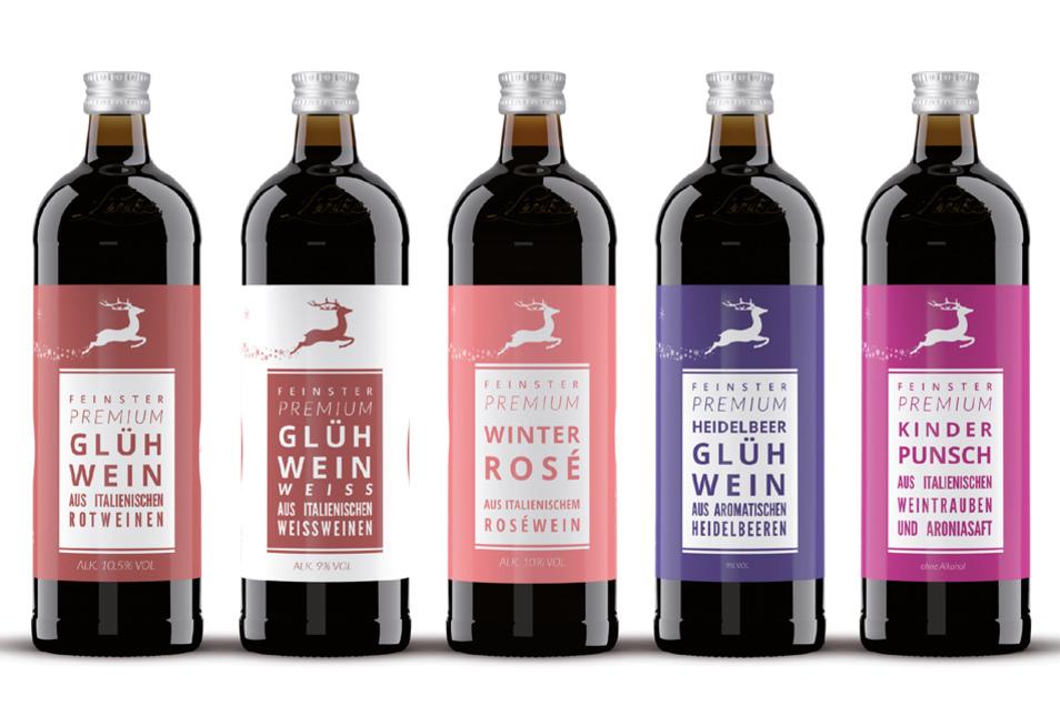 5 Gründe, sich auf den Winter zu freuen: Die Premium Winzer-Glühweine von Linke Fruchtsäfte.