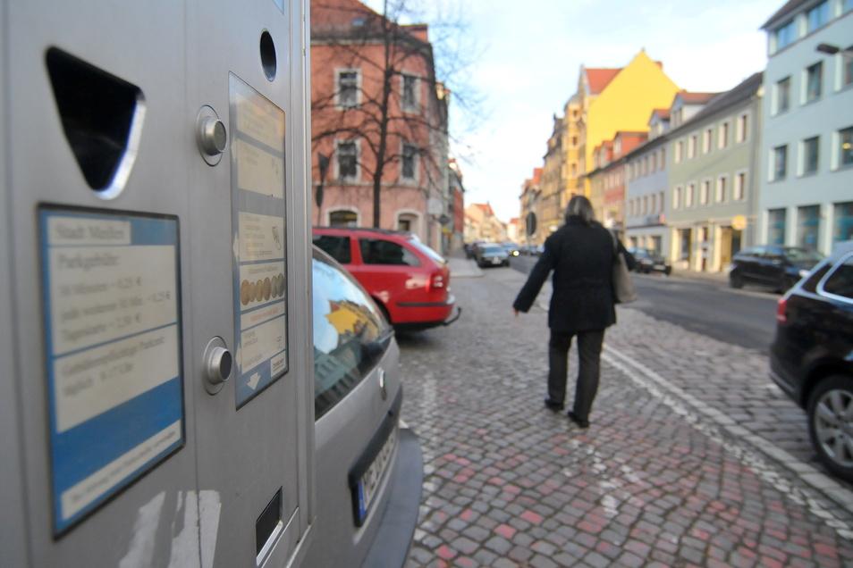 Die Parkautomaten haben der Stadt im vorigen Jahr mehr Einnahmen als erwartet beschert.