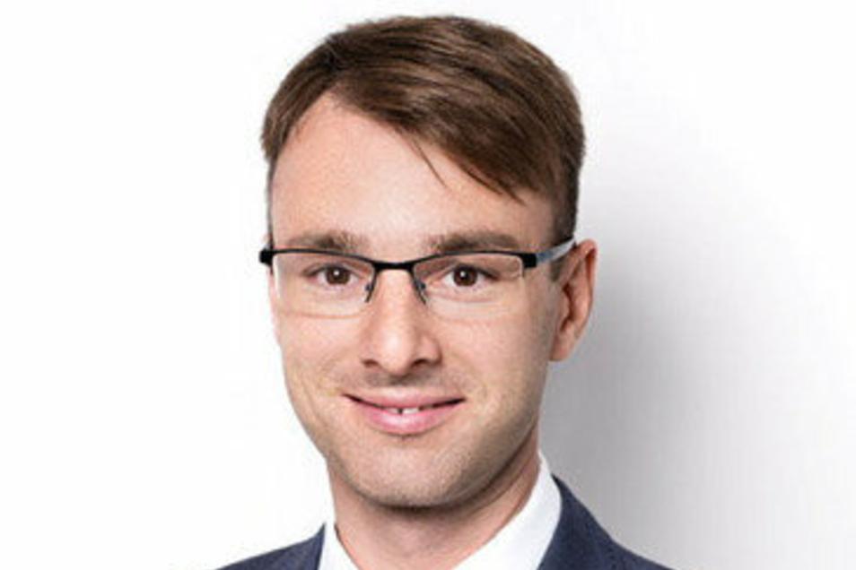 Erhielt von den Mitgliedern der CDU Mittelsachsen 46 Stimmen: Der Frankenberger Oliver Gerstner. Für ihn war es der erste Versuch, in den Bundestag einzuziehen.