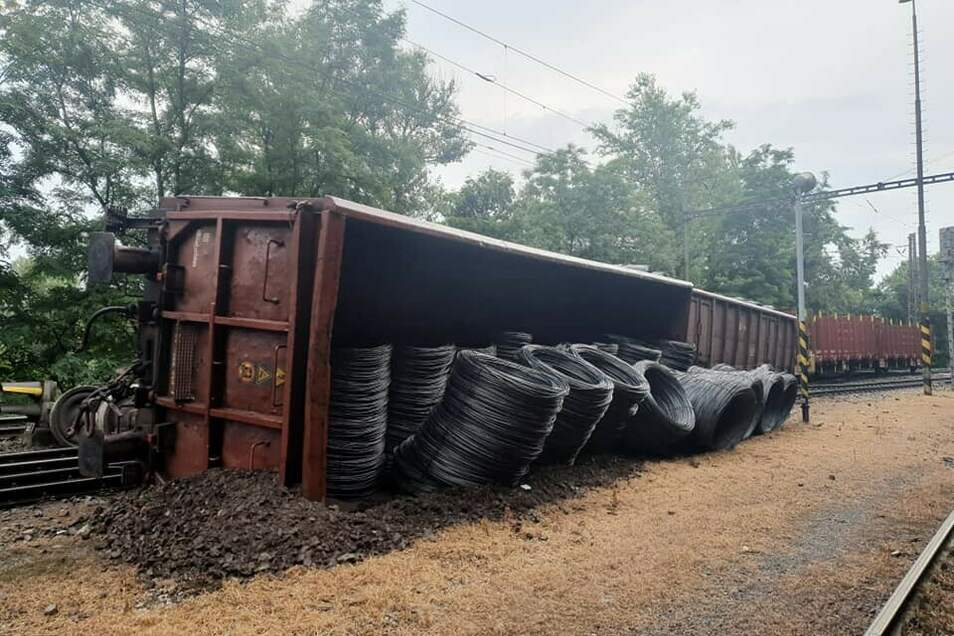 Der Unfall hat Folgen für den internationalen Zugverkehr.