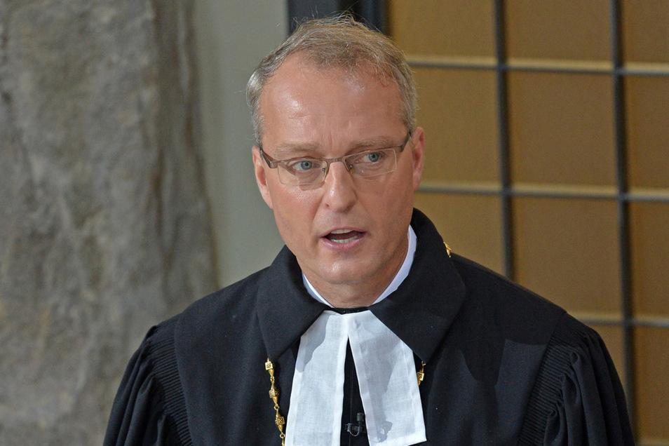 Carsten Rentzing kann aus dem Amt scheiden.