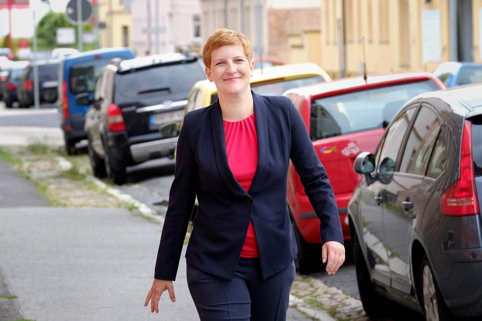 Abschied von Meißen: Susann Rüthrich (43, SPD) möchte nicht mehr in den Bundestag, sondern sächsische Kinderbeauftragte werden.