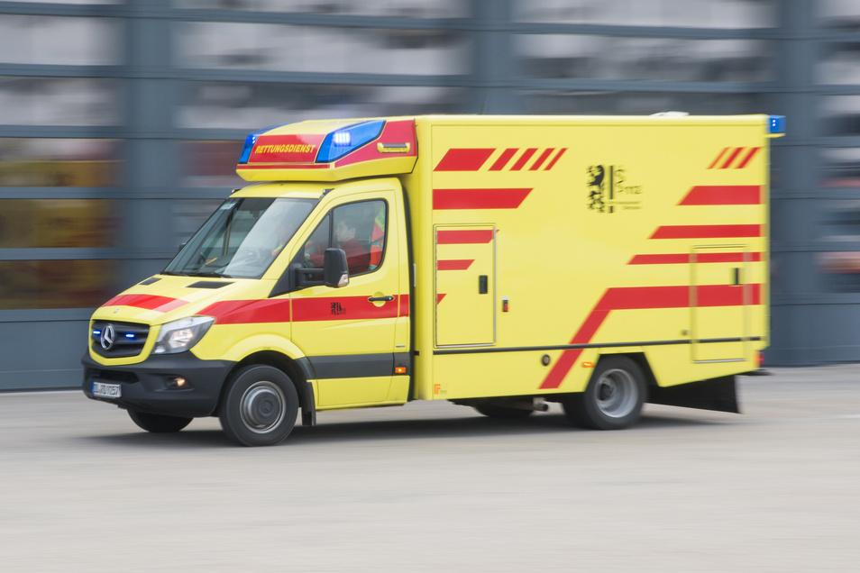 Auch wer einen Rettungswagen fahren will, braucht dazu einen Führerschein.
