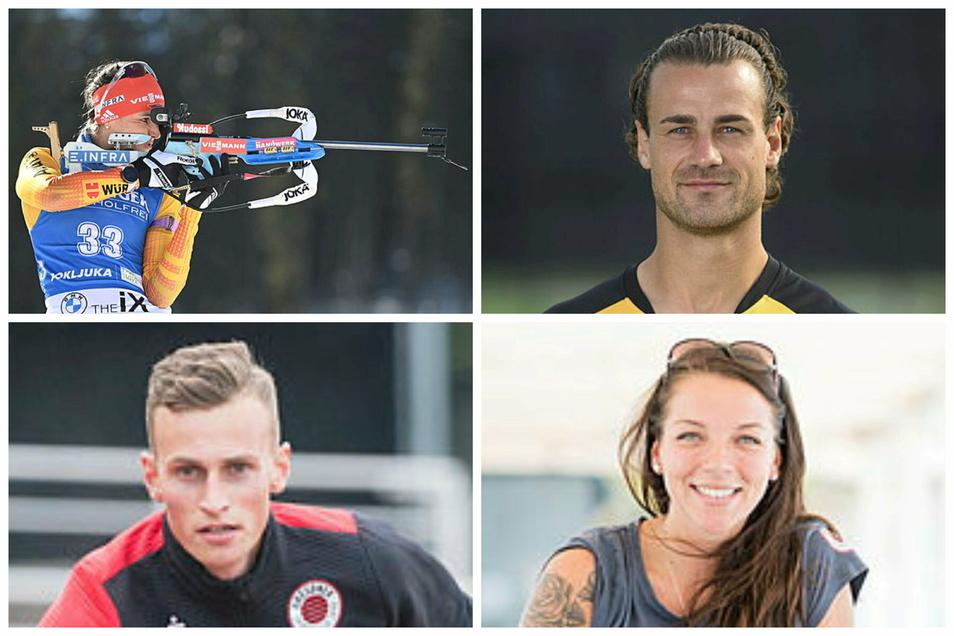 Der Sportdienstag aus sächsischer Sicht: Denise Herrmann wird beim WM-Einzel 15., Yannick Stark fällt aus, Karl Bebendorf läuft EM-Norm und Katharina Schwabe spricht über ihre Auslandserfahrungen.