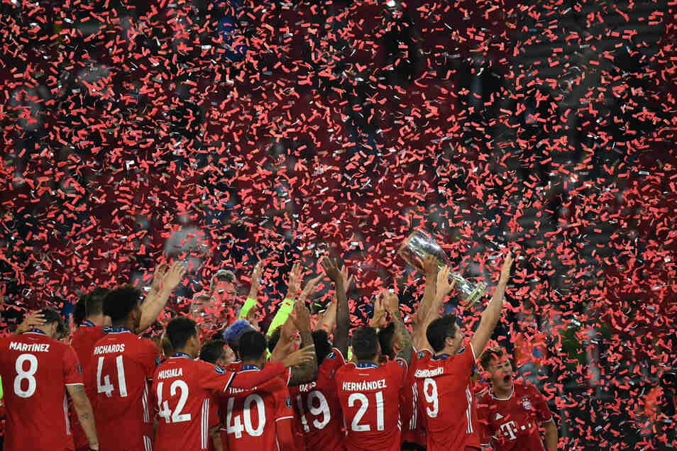 Bayern Sevillia