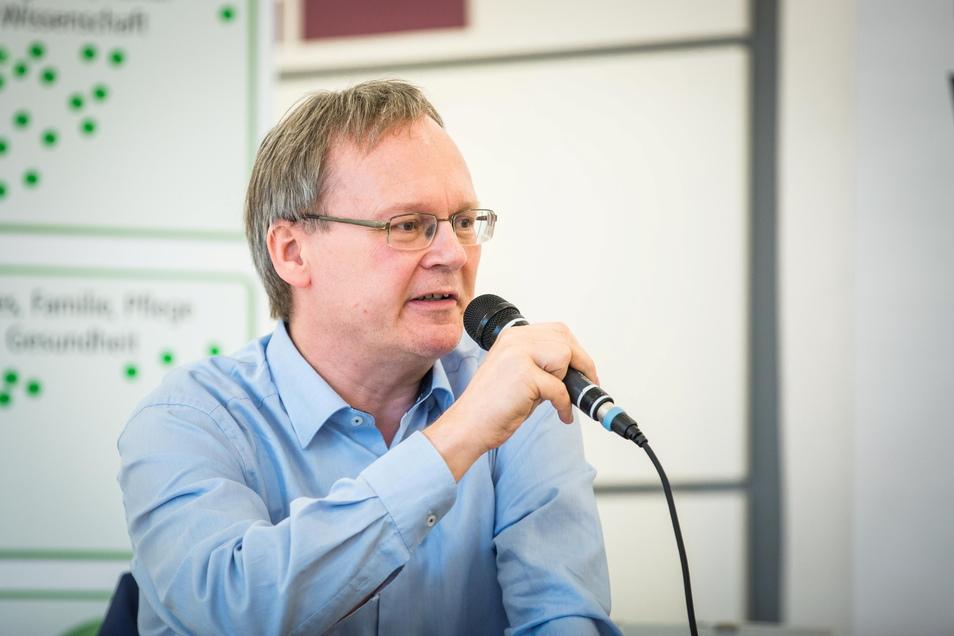 Steht Stadtrat Tilo Wirtz vor einem Wechsel von Die Linke zur CDU?