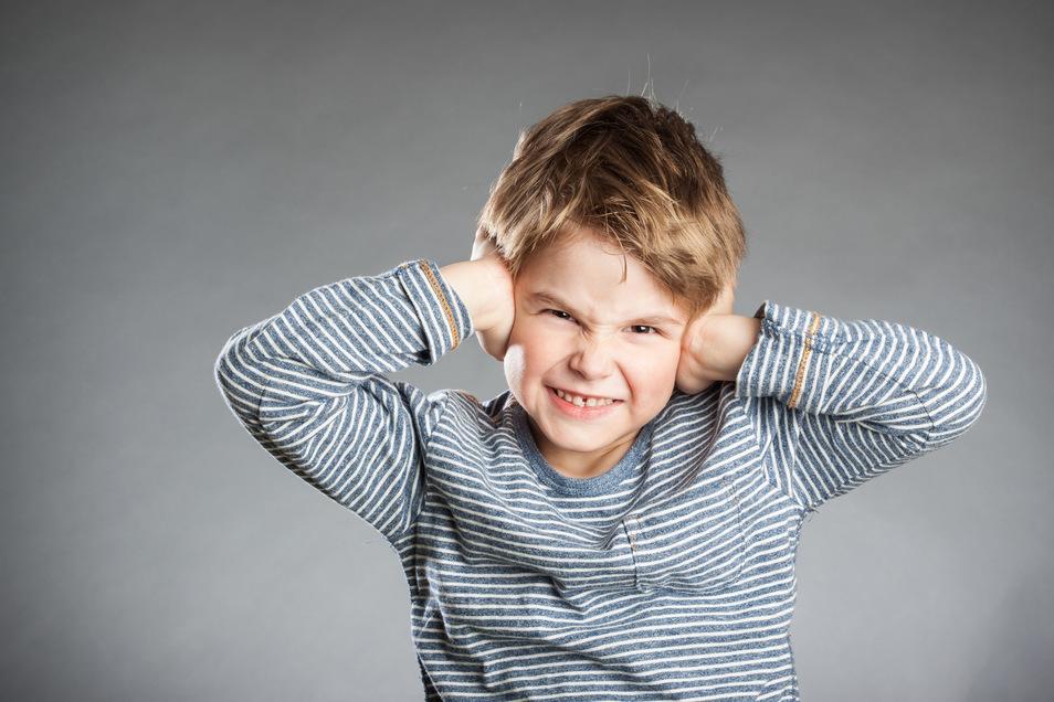 Ständiger Lärm ist schädlich – besonders für Kinderohren.