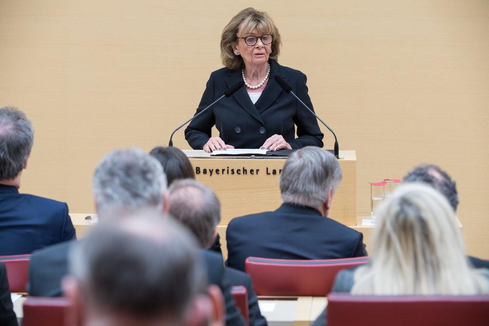 Charlotte Knobloch, ehemalige Präsidentin des Zentralrats der Juden in Deutschland