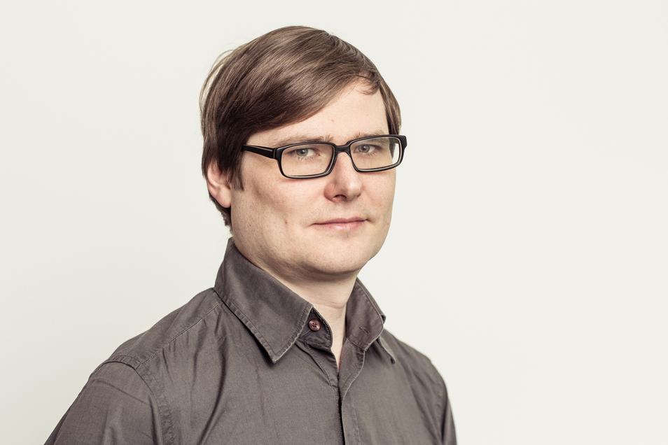Der Autor des Textes: Literaturwissenschaftler und Kolumnist Michael Bittner.