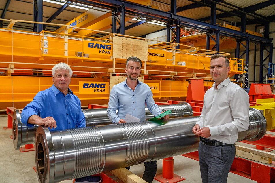 Werner, Christoph und Marcus Bang