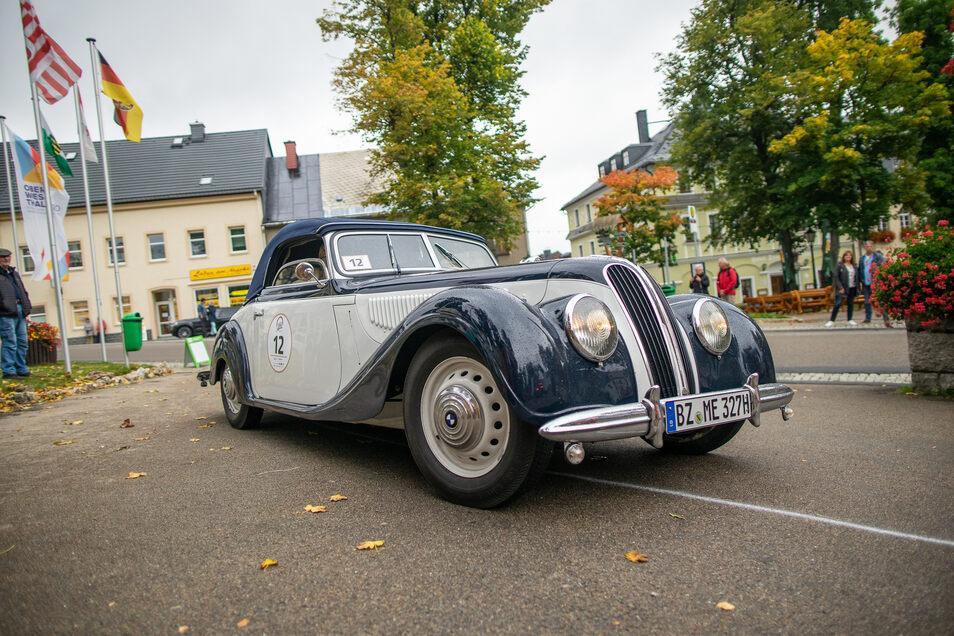 """Impressionen von der """"Rallye Elbflorenz"""""""