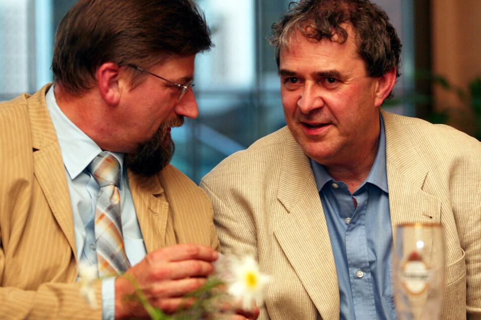 Das Schlesische Museum förderte Großmann stets und hielt engen Kontakt mit dessen Direktor Dr. Markus Bauer.