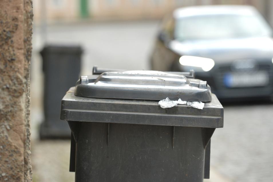 Der Müll wird abgeholt - und zwei Mal im Jahr müssen Grundstückseigentümer dafür bezahlen.