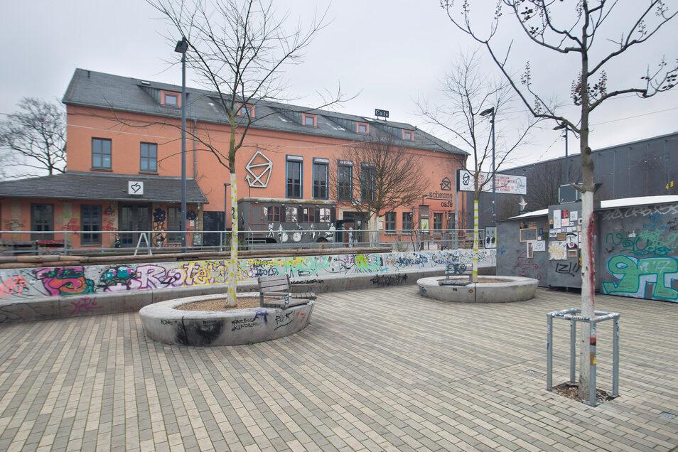 Im Sommer sollen die Ergebnisse der Planungen für die Dresdner Scheune im Rahmen einer Bürgerbeteiligung vorgestellt werden können.