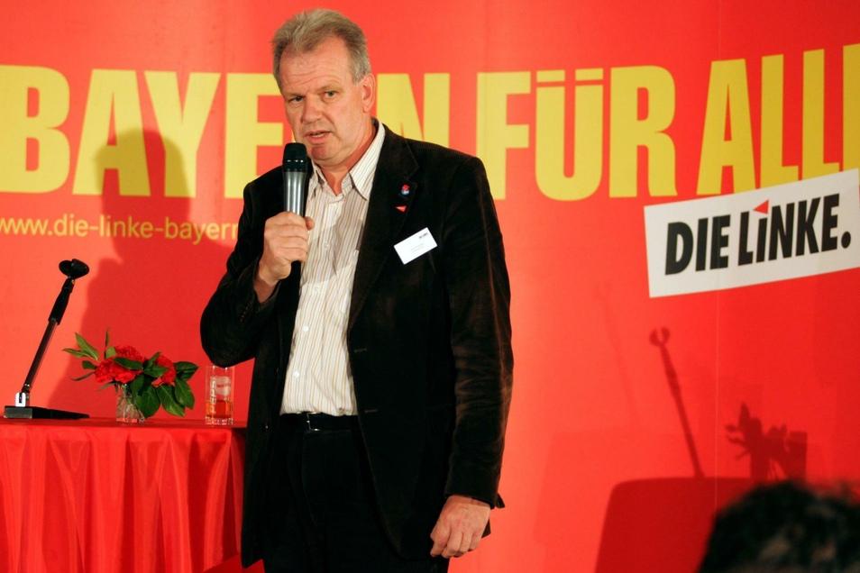 Harald Weinberg (Linke) sieht die Rahmenbedingungen als entscheidend an.
