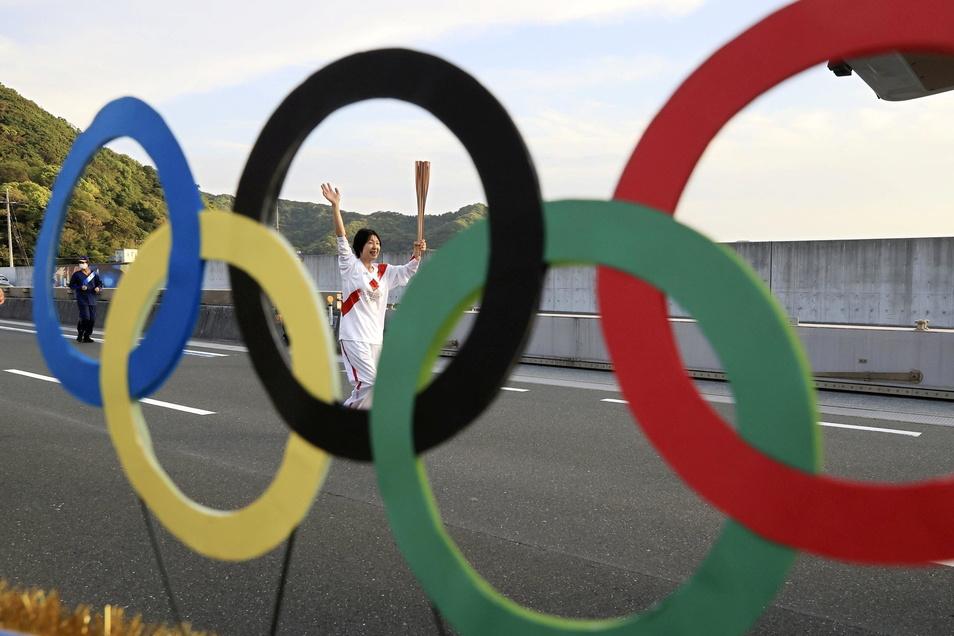 Am 23. Juli sollen Olympia beginnen, die ersten deutschen Teilnehmer stehen nun fest.