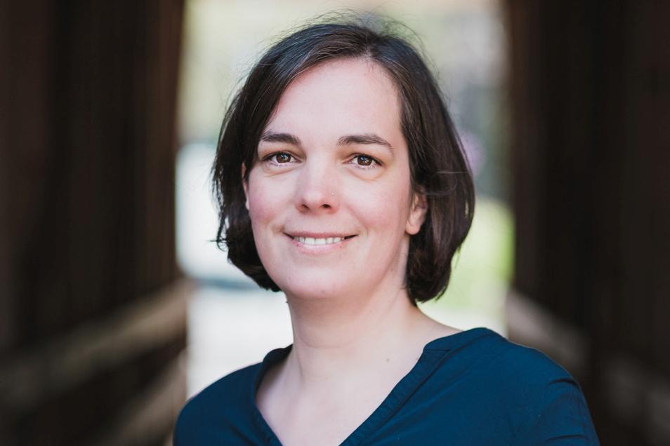 """Dr. Julia Gabler von der Hochschule Görlitz/Zittau hat das Frauennetzwerk """"F wie Kraft"""" mitgegründet."""