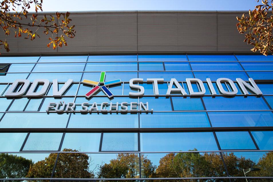 Drei Jahre lang hieß dar Spielort von Dynamo DDV-Stadion.