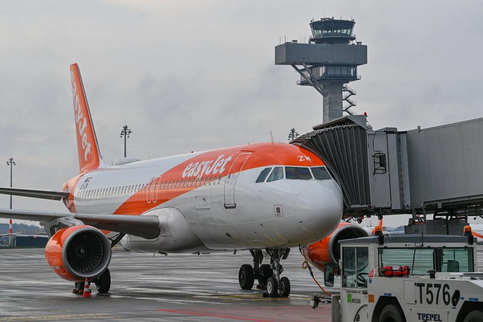 Easyjet bietet nun eine Erstattung des Ticketpreises an, wenn am Zielort ein Lockdown verhängt wurde.