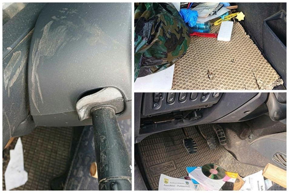 Im letzten Jahr hat Grit Yildiz ihr Auto gleich dreimal so oder so ähnlich vorgefunden.