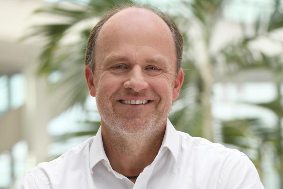 Dirk Westenberger, Geschäftsführer der HUP GmbH Braunschweig.