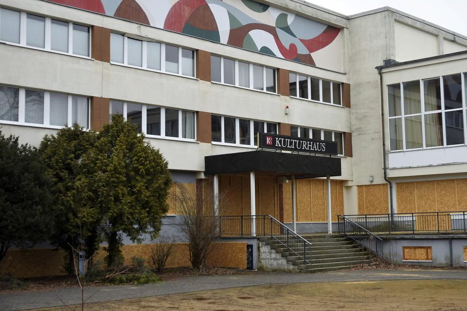 Aus dem Schützenhaus wurde das Kulturhaus. Das derzeit allerdings einen traurigen Anblick bietet.