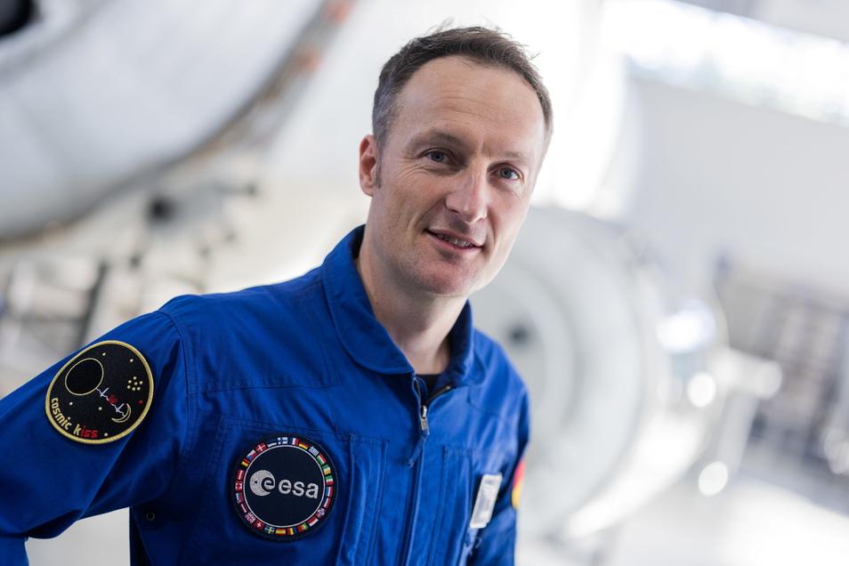 Der Saarländer Matthias Maurer ist der erste Deutsche, der mit einer SpaceX-Raumkapsel ins All startet.