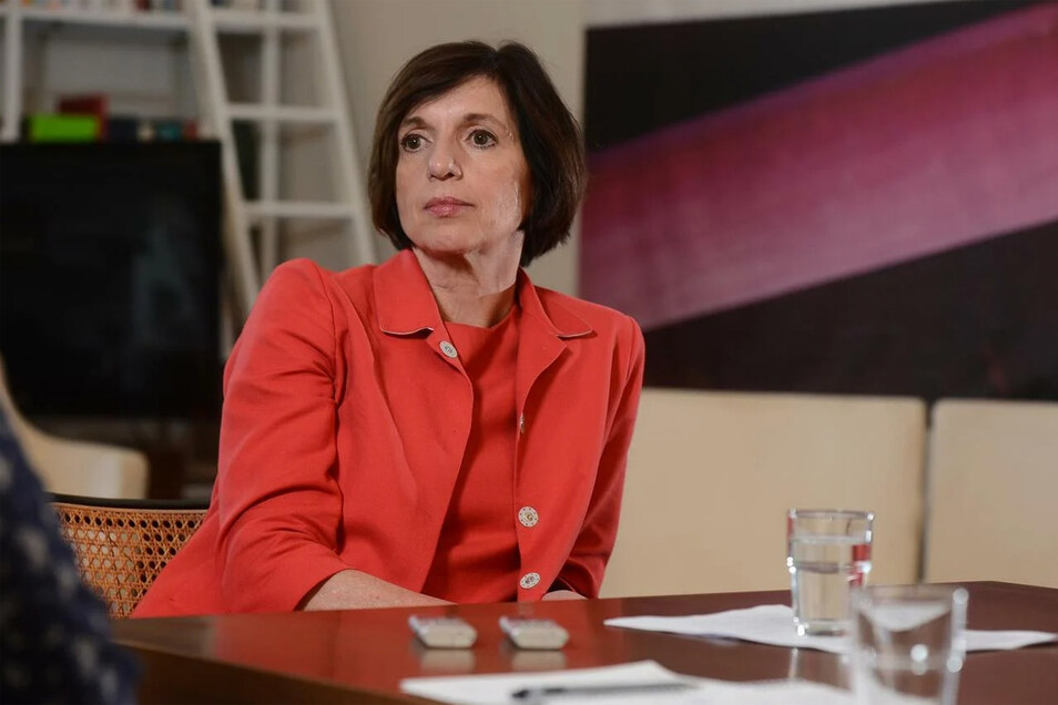 Jutta Allmendinger, Präsidentin des Wissenschaftszentrums Berlin für Sozialforschung (WZB) und Mitglied der Leopoldina.